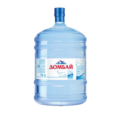 вода «Домбай»