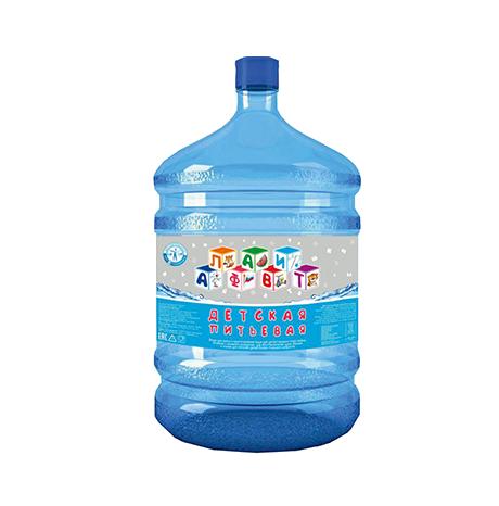 вода «Детская питьевая» 18,9 л.
